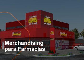 Fazer merchandising para farmácias é um pouco complexo por conta das legislações. Porém é essencial para o sucesso do negócio na região de atuação da drogaria.