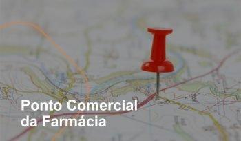 ponto comercial da farmácia