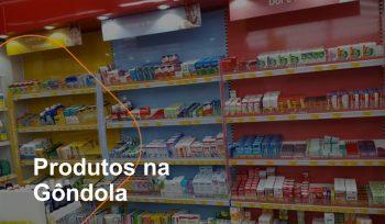 A falta de organização dos produtos nas gôndolas e a disposição desordenada em vários pontos da loja é um empecilho para aumentar vendas na farmácia.