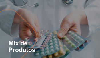 Em uma farmácia, um bom mix de produtos é muito importante para o resultado da loja. Além dos medicamentos, as linhas de higiene e beleza crescem muito