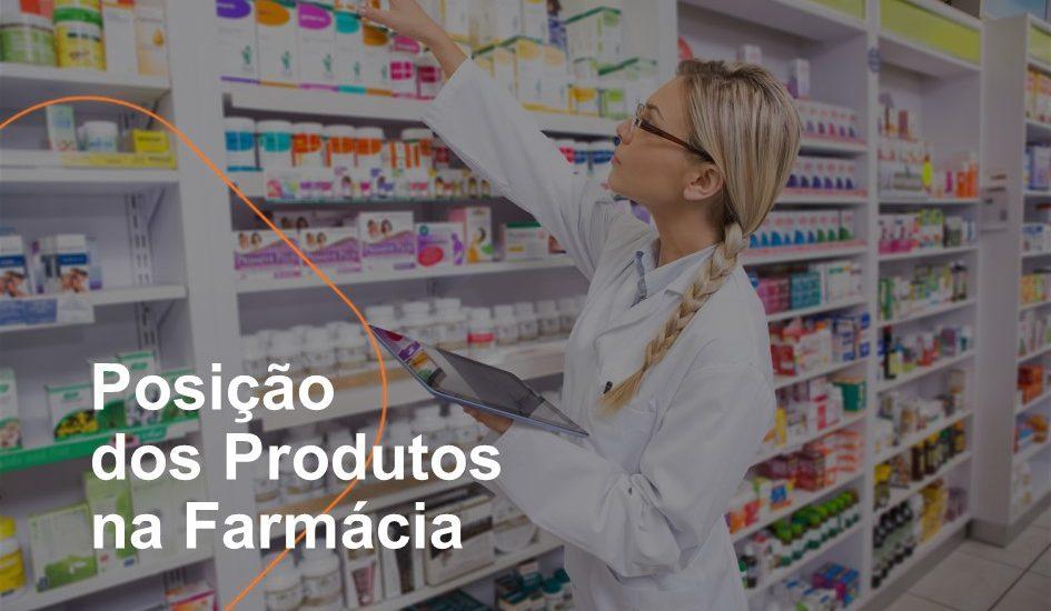 Posição dos Produtos na Farmácia