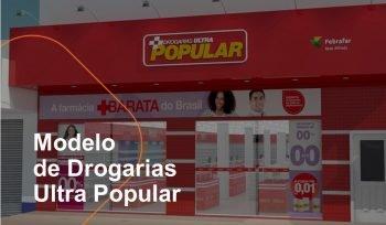 O modelo das Drogarias Ultra Popular atrai muitos empresários do varejo farmacêutico pela alta rentabilidade. Saiba mais sobre a estratégia de negócio.