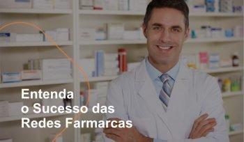As redes Farmarcas trabalham com um modelo de negócio definido para otimizar a administração da drogaria e aumentar a lucratividade do empresário.