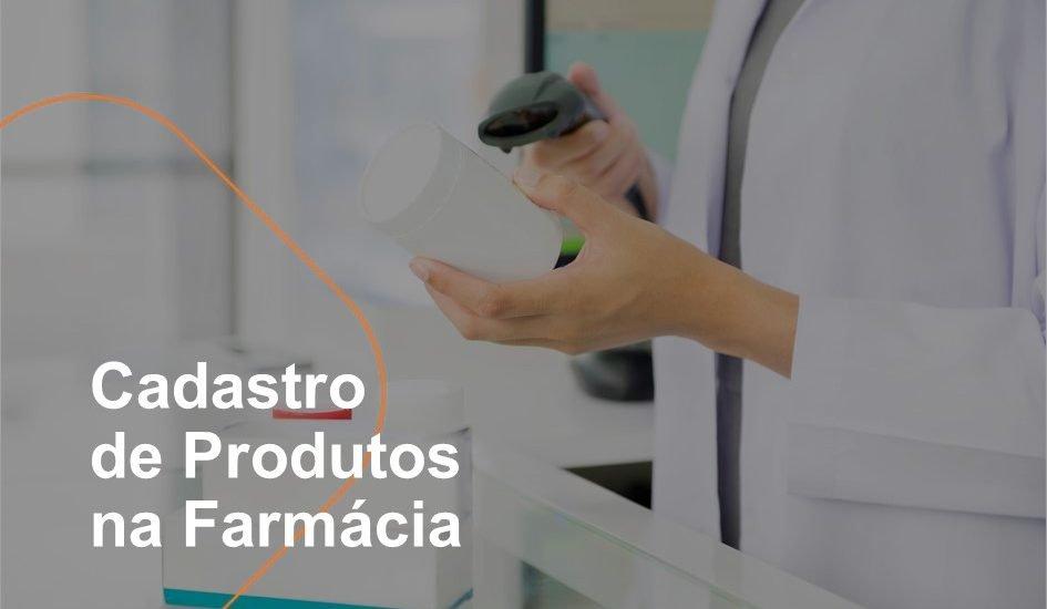 Cadastro de Produtos na Farmácia