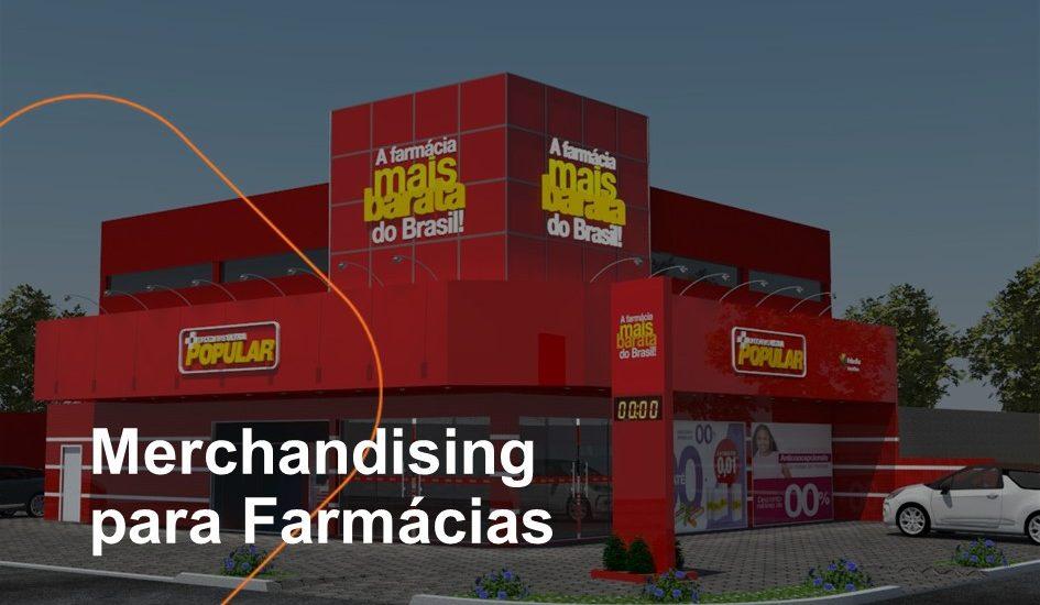 Merchandising para Farmácias