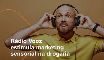 A Rádio Vooz é um sistema de rádio exclusivo para cada rede da associação, com programação exclusiva, materiais institucionais e sem propagandas. É uma maneira diferente de se comunicar com os consumidores e de trabalhar outras sensações dentro da loja.
