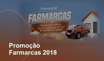 A maior campanha do varejo farmacêutico em 2018 foi realizada pela Farmarcas. As nove redes que fazem parte da associação ofereceram uma promoção que vai sortear uma casa no valor de R$ 300 mil e nove carros no valor de R$ 35 mil cada.