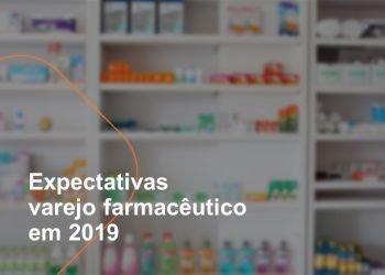 O varejo farmacêutico em 2019 continuará competitivo e exigindo cada vez mais a profissionalização dos empresários para atingirem o sucesso. As grandes redes e as redes associativistas continuam expandindo e dificultando o cenário para os empresários independentes do varejo farmacêutico.
