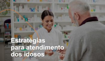 O envelhecimento da população é uma realidade no Brasil e as drogarias precisam se preparar para atender cada vez melhor esse tipo de público, que passa a ser cada vez mais exigente e busca entender mais sobre os produtos que consome.