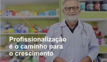 A gestão da drogaria é fundamental para o sucesso do negócio. Para isso, a profissionalização na administração é muito importante para atingir os objetivos e ter uma boa perfomance nas vendas da farmácia.