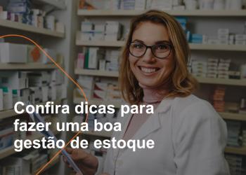 A gestão de estoque precisa ser feita de maneira consciente para atrelar custos e benefícios, além de garantir o atendimento dos clientes. Isso permite que o proprietário tenha uma visão ampla de todos os produtos da sua farmácia.
