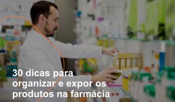 Uma boa exposição e organização de produtos na farmácia melhora a experiência de compra do cliente e aumenta o volume de vendas. Confira 30 dicas para organizar a drogaria e obter ótimos resultados.