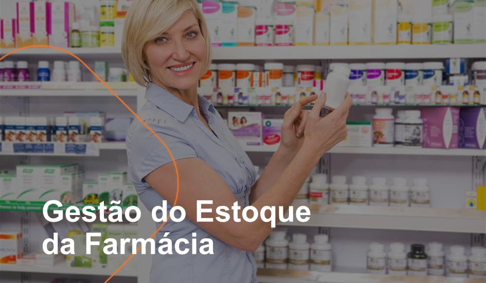 Gestão do Estoque da Farmácia