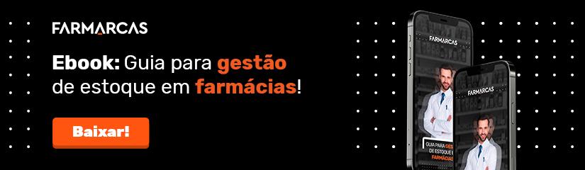 Ebook Gestão de estoque em farmácias