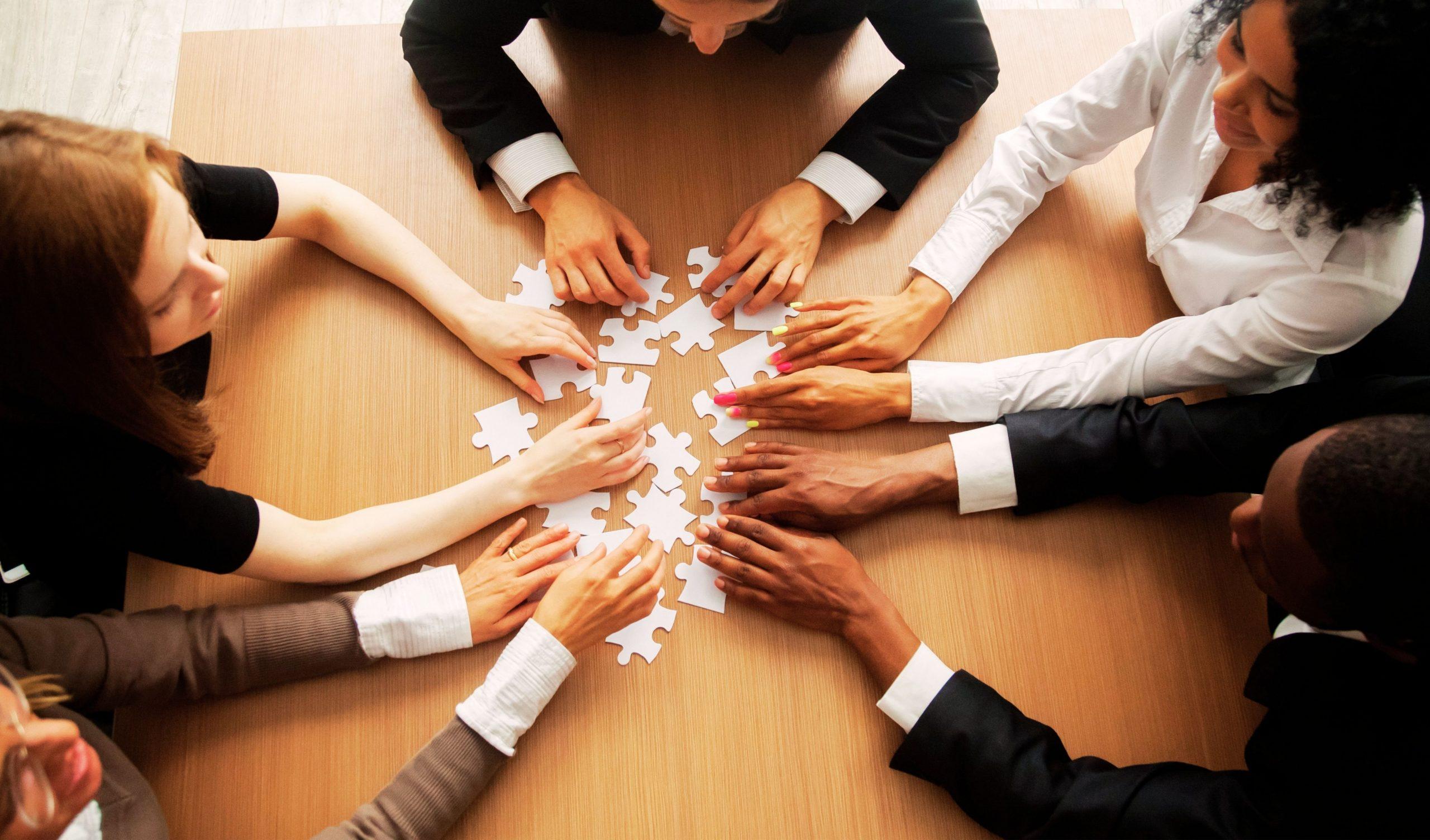 Engajamento de equipe