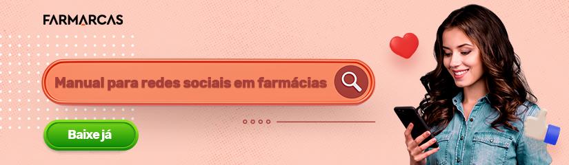 Ebook de redes sociais para farmácias